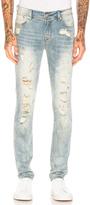 Stampd Distressed Skinny Jeans