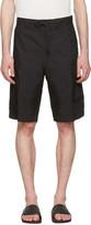 Diesel Black P-Clive Cargo Shorts