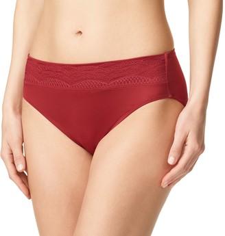 Warner's Women's No Pinching. No Problems. Lace Hi-Cut Panty RT7401P