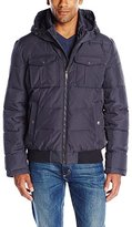 Dockers Poly-Oxford Two Pocket Puffer Hoody