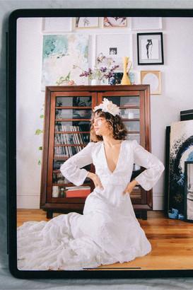 BHLDN Nassau Gown