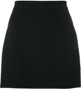 Givenchy Mini Skirt with Crystal Detail