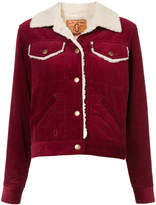 Marc Jacobs cropped corduroy jacket