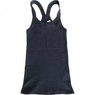Vanessa Bruno Blue Wool Top for Women