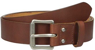 Red Wing Shoes 1 1/2 Pioneer Leather Belt (Oro Russet) Men's Belts