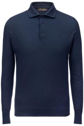 Loro Piana Cashmere Polo Shirt