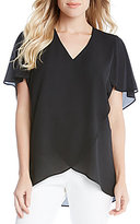 Karen Kane Envelope Sleeve Top