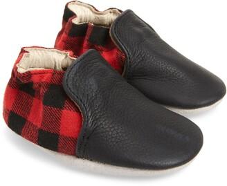 Robeez Walter Crib Shoe