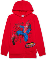 Spiderman SPIDER MAN Graphic-Print Sound Hoodie, Toddler Boys (2T-5T)