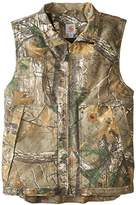 Carhartt Men's Big & Tall Quick Duck Camo Vest