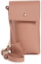 Thumbnail for your product : Mali & Lili Brooke Vegan Leather Tech Crossbody Bag