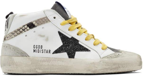 5f84ecf694d4 Mid Star Golden Goose - ShopStyle