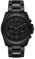 Michael Kors Brecken Black IP Chronograph Watch