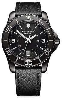Victorinox Men's Maverick Oval Stainless Steel Watch