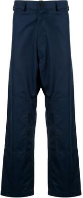 Jacquemus wide-leg trousers