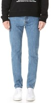 Kenzo Stonewashed Slim Jeans