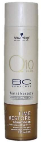 Schwarzkopf BC Bonacure Time Restore Q10 Plus Conditioner for Unisex