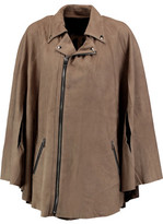RtA Harley Suede Cape