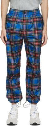 This Is Never That thisisneverthat Multicolor Tartan Check DTP Track Pants