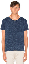 Scotch & Soda Indigo Print Tee