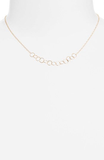 Melissa Joy Manning Link Collar Necklace