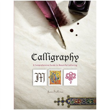 Peter Pauper Press Calligraphy Sketchbook