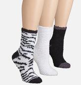 Avenue Zebra Cozy Socks