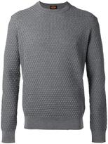 Tod's round neck jumper - men - Silk/Wool - XL