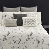 Vera Wang Nordic Leaves 5 Piece Queen Duvet Set