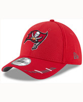 New Era Tampa Bay Buccaneers Team Hashmark 39THIRTY Cap