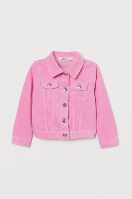 H&M Corduroy jacket
