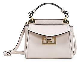 Givenchy Women's Mini Mystic Leather Top Handle Bag