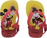 Havaianas Kids' Baby Disney Classics Red/Black Sandal