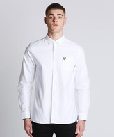 Lyle & Scott Long Sleeved Oxford Shirt