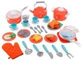 ELC Kitchen Set - Red