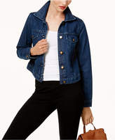 MICHAEL Michael Kors Cotton Denim Jacket
