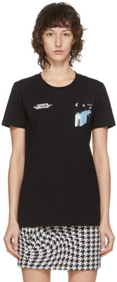 Off-White Black Cars Slim Fit T-Shirt
