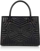 Ted Baker Vieira Small Quilted Tote Bag