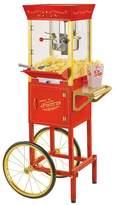 Nostalgia Electrics Vintage Series Commercial Kettle Popcorn Cart