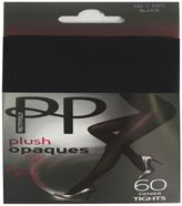 60 Denier Plush Opaque Tights