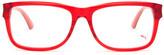 Puma Women&s Rectangular Optical Glasses