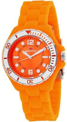 Seapro Women's Spring Orange Dial Watch - SP3218 - One Size