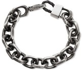 Steve Madden Men's Anchor Chain Bracelet