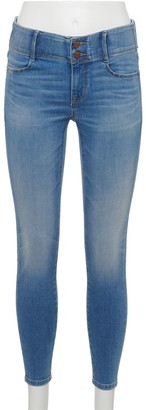 Apt. 9 Women's Mid-Rise Tummy Control Skinny Jeans