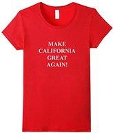 Men's Make California Great Again T-Shirt 2XL