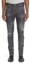 DSQUARED2 Men's 'Cool Guy' Distressed Slim Fit Jeans