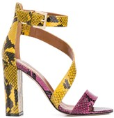 Paris Texas Strappy Sandals