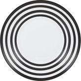 J.L. Coquet Hemisphere Vinyl Stripe Dinner Plate