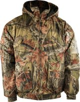 TrailCrest Trail Crest Men's Insulated Waterproof Camo Tanker Jacket Camouflage