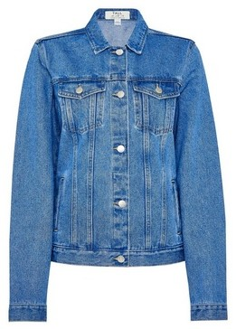 Dorothy Perkins Womens Dp Tall Blue Denim Jacket, Blue